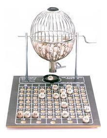Bingo N°2 25cm C/75 Bolas Frete Grátis + Brinde 400 Cartelas