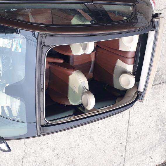 Fiat 500 Convertible 2012