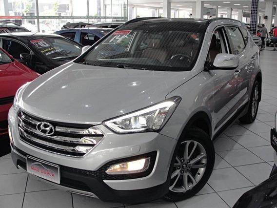 Hyundai Santa Fe 3.3 V6 7 Lugares 4x4 2014 Top De Linha