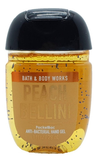 Gel Antibacterial Bath & Body Works Peach Bellini 29 Ml