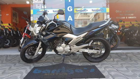 Yamaha Fazer 250cc 2014 Preta Impecável