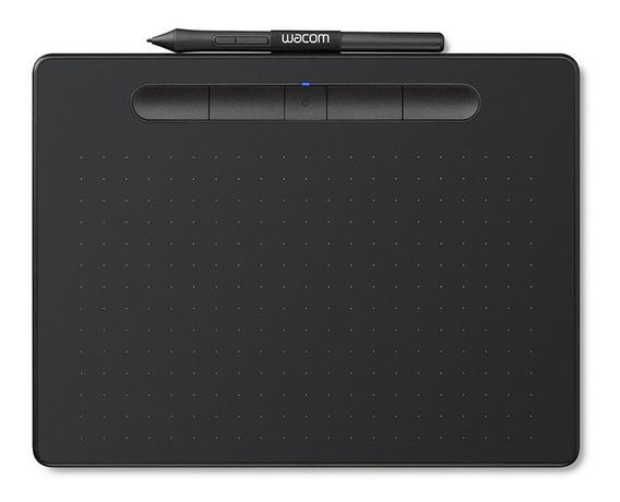 Mesa Digitalizadora Wacom Intuos Ctl-6100w Media Caneta 4k