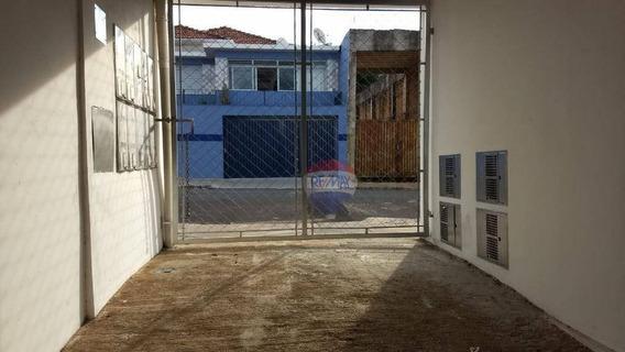 Kitnet Com 1 Dormitório Para Alugar, 40 M² Por R$ 700/mês - Centro - Botucatu/sp - Kn0030