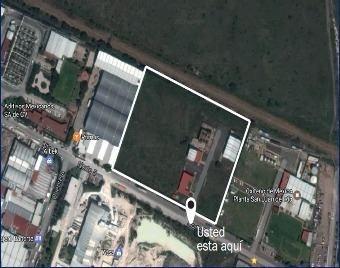 Venta De Nave Industrial En Parque Ind. San Juan Del Río De 23,341m2 Terrreno Pl