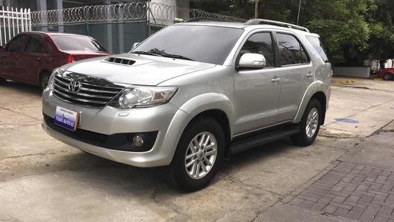 Toyota Fortuner Fortuner Diésel 4x4