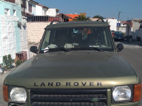 Land Rover Discovery V8 Piel 7 Asientos Qc At 2001
