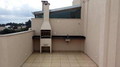 Cobertura Com 2 Dormitórios À Venda, 122 M² Por R$ 460.000 - Vila Guiomar - Santo André/sp - Co10763