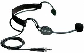 Microfone Sennheiser Headset Condensador Super-cardioide Me3