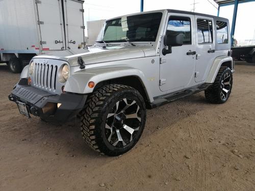 Imagen 1 de 13 de Jeep Wrangler Sahara 2009