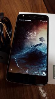 Celular Moto Z Play 32gb Usado Sin Detalles