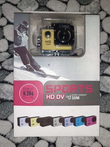 Sports Hd Dv Water Resistant 30m
