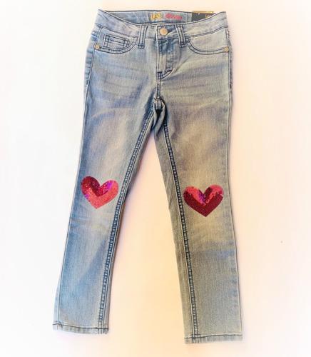 Jeans Lee Niña