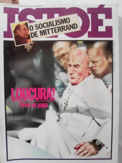 Revista Istoé 230 Papa João Paulo B Marley Masp França 1981