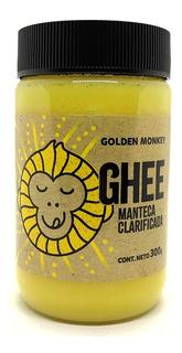 Manteca Clarificada Ghee Golden Monkey X 300g - Sin Tacc