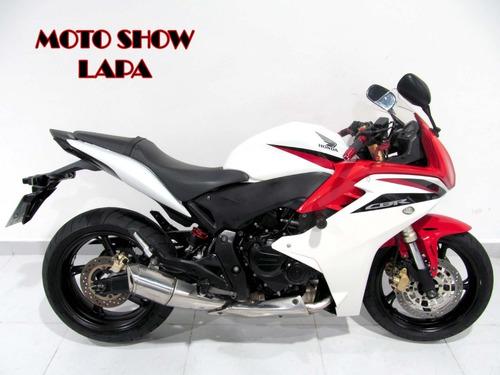 Honda Cbr 600f 2013 Branca E Vermelha