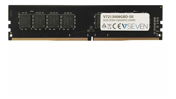 Memoria Ram 8gb V7 Ddr4 Pc4-21300 - 2666mhz 1.2v Dimm Modulo - V7213008gbd-sr