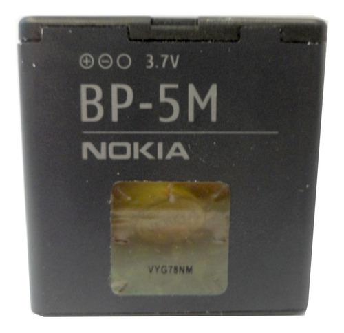 Imagen 1 de 8 de Bateria Nokia Original Bp-5m 5700 5610 900mah (2009) E2061