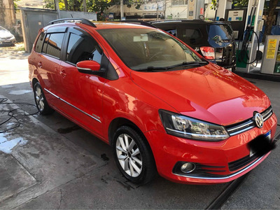 Volkswagen Spacefox 1.6 16v Msi Highline Total Flex 5p 2016