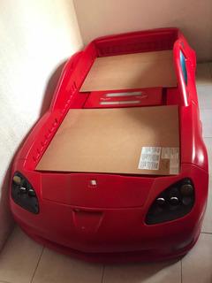 Cama Infantil Corvette Step 2 Con Colchón, Muy Poco Uso