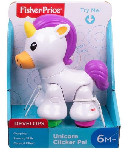 Imagen 1 de 6 de Fisher-price Diseño Unicornio