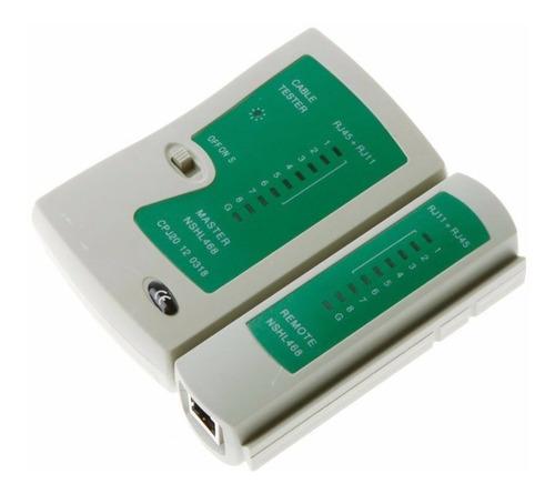 Probador Para Cables Rj45 Rj11  3337