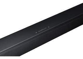 Sound Bar 800w Caixa Samsung Hwj 250 Bluetooth Usb Sd Ótico