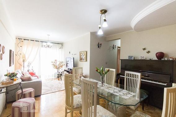 Apartamento No 9º Andar Mobiliado Com 3 Dormitórios E 1 Garagem - Id: 892988323 - 288323