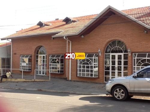 Salão Comercial Para Locação - Sl01011 - 68343903