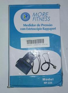 Medidor De Pressão More Fitness Mf-225