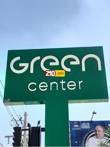 Imagem 1 de 20 de Salão Comercial Em Itaici No Condomínio Green Center Para Locação Na Z10 Imóveis - Indaiatuba/sp - Sl01060 - 69347110