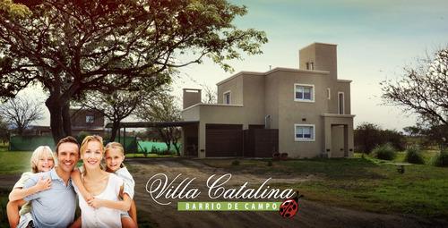 Imagen 1 de 7 de Villa Catalina- Lote De 400mts Con Escritura