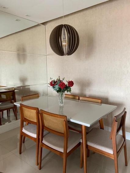 Apartamento Em Estuário, Santos/sp De 81m² 3 Quartos À Venda Por R$ 544.000,00 - Ap279042
