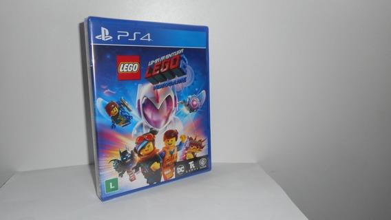Uma Aventura Lego 2 Videogame Ps4 Mídia Física Novo Lacrado