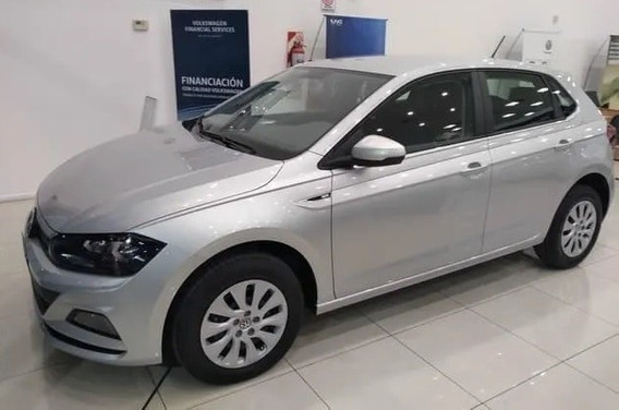Super Oferta ! Polo 1.6 Trendline (base) Manual 2020 Sf