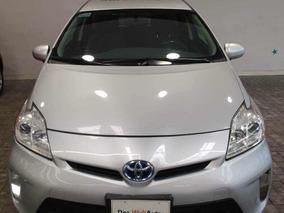 Toyota 2015 Prius Hibrido Enganche De $56,250