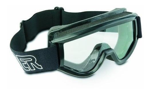Raider Goggle (negro, Talla Juvenil)