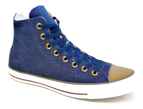 Zapatillas Converse Chuck Taylor All Star Linen Hi Vs Col
