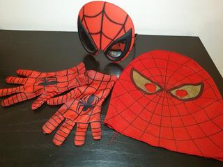 Disfraz Spiderman - Hombre Araña - Traído De Usa