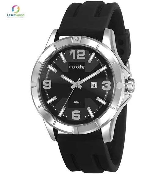 Relógio Mondaine Masculino 99403g0mvni1 C/ Garantia E Nf
