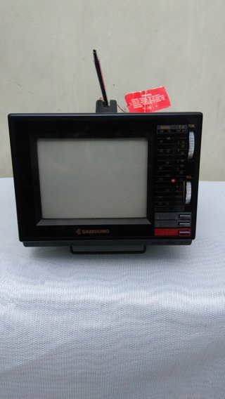 Tv Portatil Vintage Sansung