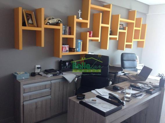Sala Para Alugar, 54 M² Por R$ 5.049,41/mês - Casa Forte - Recife/pe - Sa0344