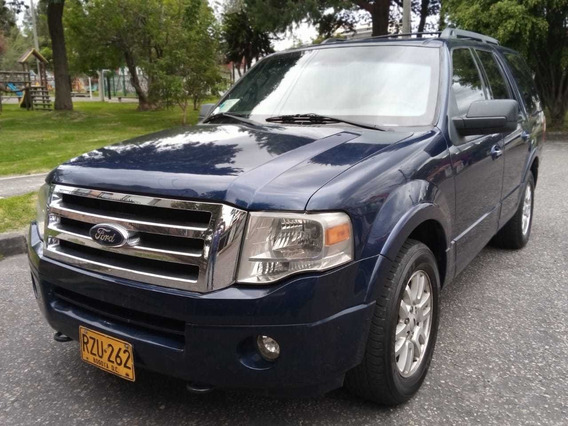 Ford Expedition Eddie 7 Puestos Aut.4x4 Blindaje 3 Full E