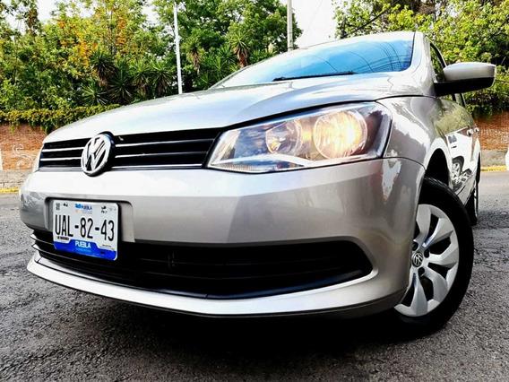 Volkswagen Gol 1.6 Comfortline Mt 2016