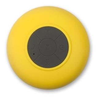 Parlante Noga Go! NG-P78 portátil inalámbrico Amarillo