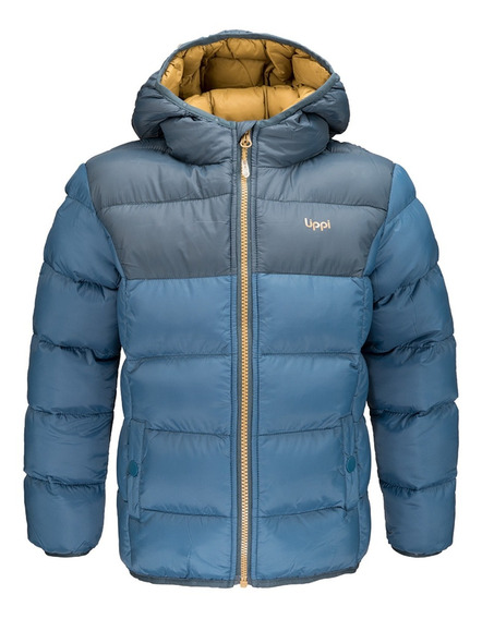 Chaqueta Niño Lippi All Winter Steam-pro Hoody Jacket Azul I