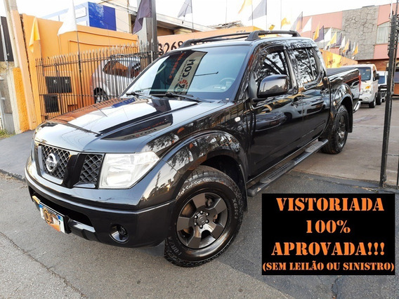 Nissan Frontier Xe Attack Turbo Diesel