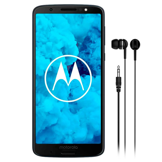 Celular Motorola Moto G6 32gb 3gb 12mp Huella Xt1925 Hotsale