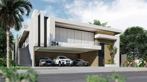 Casa Com 5 Suítes À Venda, 488 M² Por R$ 4.146.000 - Residencial Jatibela - Campinas/sp - Ca0432