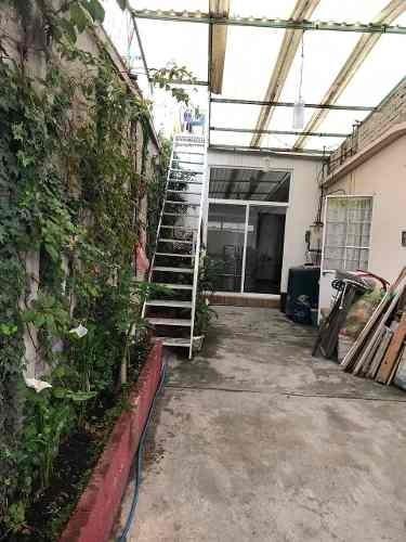 Venta Casa Con Departamento 1 Nivel Sn Juan Aragon Cb