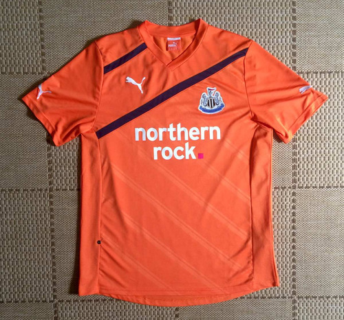 Camisa Original Newcastle 2011/2012 Away